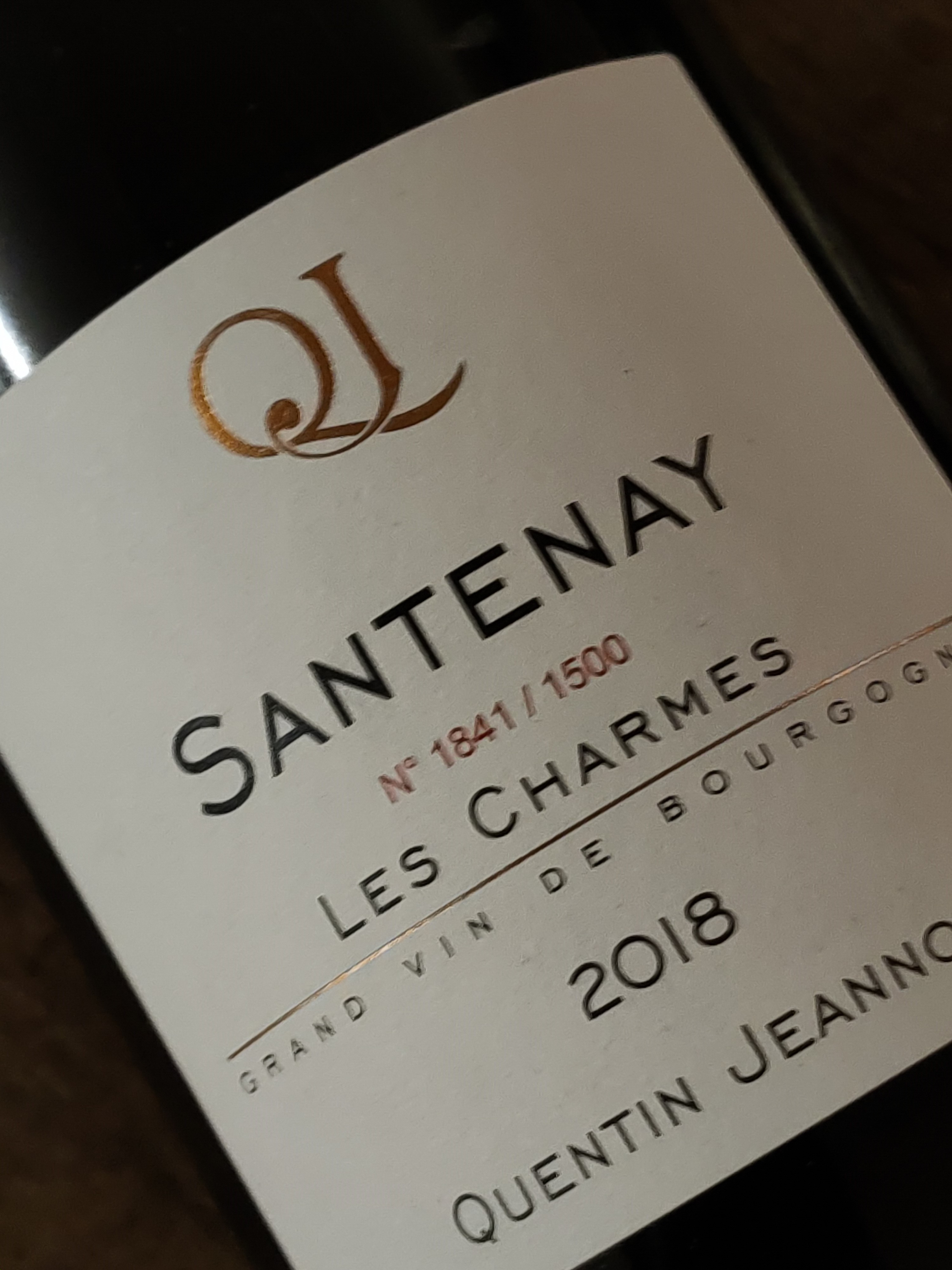 Domaine Quentin JEANNOT
